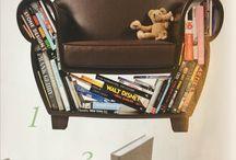 Alternativ brug af bøger