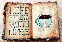 Coffee, Coffee, and Coffee