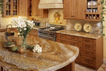 Kitchens on Pinterest / Kitchens we have found on Pinterest that get two thumbs up from Unique Stone Concepts