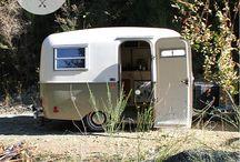 Vancouver, BC Vintage Camper Rentals