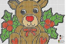 Plastic cross stitch / by Lindsay
