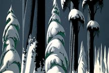 Eyvind Earle / by Dennis West
