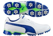 Puma TitanTour IGNITE / All of the TitanTour IGNITE golf shoe colour options set to arrive in 2016 from Puma. Stunning.