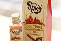 packaging sambal