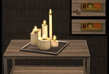 TS2 - Buy - Deco - Candles