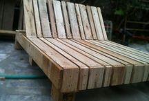lounge chair garden