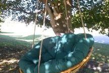 sillón redondo
