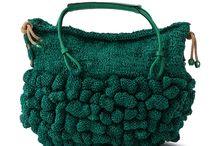 Sacchetto per i lavori a maglia