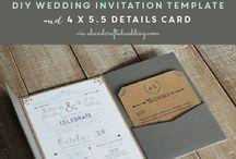 Bryllup: Invitasjoner