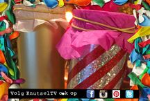 Partypoppers knutselen / Het nieuwe jaar goed beginnen? Dat kan met zelfgemaakte partypoppers! Wow. Knutsel je mee?  www.youtube.com/knutseltv