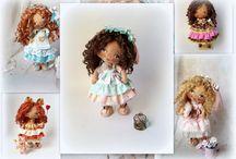 Muñecas en Miniatura