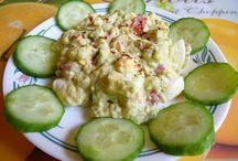 Salads- low carb