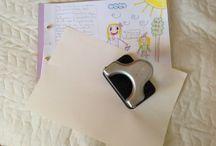 Album dibujos / Regalo para profesr@ de los niños,