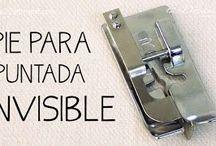 Costura invisible