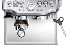 E2.1 - Espressomaskin