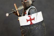 > Caballeros Templarios <