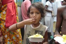 Food for Life in Action / Pictures of our charity work around the world.