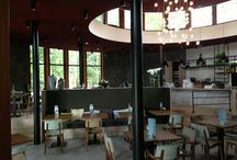 Restaurant Space / interior of the Boschvijver