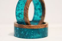 10 Смолы кольца