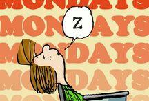 days: Monday