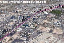 Las Vegas Maps / The coolest Las Vegas maps that show hotels, casinos, attractions