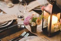 Stół weselny / Jak udekorować ślub na wesele