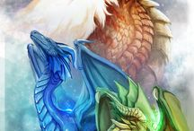 SU dragon AU
