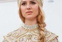 Russia / Fashion Tradition Architecture Eat & more :)