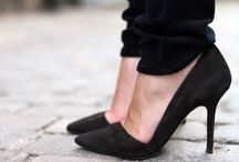 Trend: Puntige Pumps