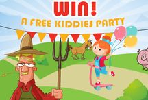 Competitions! / Win big with Old Macdonald's Party Farm!