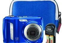 Blue Cameras