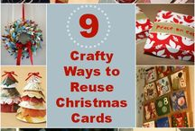 Ways to Upcycle to Save Money / Throwing things away when you can reuse them is wasting money! These upcycled crafts and ways to reuse will all save you big!