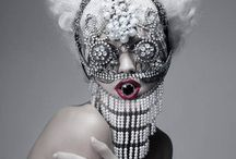 Beautiful Monsters / Jewelry shoot inspiration