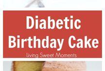 Sugarfree cakes/desserts