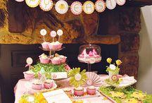 Fiestas! / I love parties / Cosas chulas para las fiestas infantiles