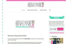 Buenas Madres Blog