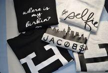 La creme della creme / #Sudaderas con #diseños divertidos relacionados con el mundo de la #moda y la actualidad.