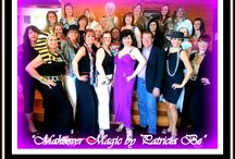 """Makeover Magic by Patricia Be / We were totally sold out for our July 21st Makeover Magic Show - A transformation of the Mindy, Body and Spirit which took place at Patricia's Big Closet.  The event was sponsored by the fabulous Gary Barnes and Patty Langlois.  I will be speaking at Gary's """"Maximize Your Business Live Bootcamp"""" on Sept. 6 & 7 and have a code that will get you 2 tickets for $197.00.  The regular price is $995.  Message me at www.patriciasbigcloset.com if you want to go. / by Patricia's Big Closet"""
