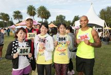 2015 Honolulu Rainbow EKIDEN / Our 3rd Annual EKIDEN race! March 8,2015 Sunday at Kapiolani Park. Thank you for lots of smiles and supports :D