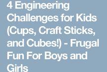 Cups- craft sticks July 2017 hols