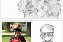 Drawing/Cartoons