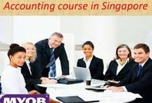 Accounting Strategies Imparted in Singapore / Accounting course is quite visible in the strategies that are impacted by the trainers at Singapore who have their purpose to make the aspirants maestros of accounting essentials.