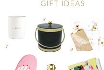 Starting Points / Gift guides and product round-ups / by Melissa Bohlig Reichert