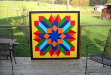 Barn Quilts! / by Nancy Michael