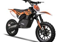 Dirt bikes / My own to ride