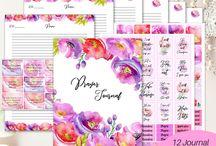 Garments of Splendor Journals and Planners