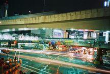 TOKYO / The sights of Tokyo. I'm loving this city still alive.