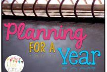 Instructional/Curricular Planning