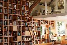 本棚と部屋