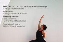 Yoga, Pilates & Dance / Yoga, Pilates & Dance teachers, centres, retreats, news, methods, workshops and more